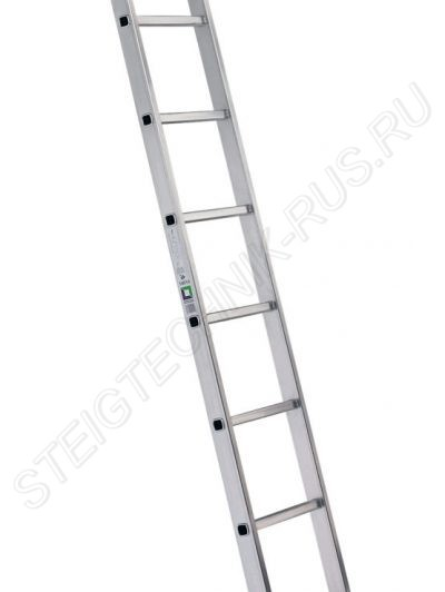 Приставная лестница алюминий Günzburger Steigtechnik 10 ступеней