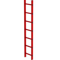 Шахтная лестница из армированного стекловолокна