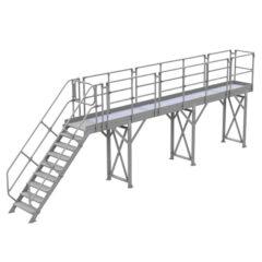 Проходные системы модульной конструкции