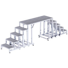 Рабочая платформа модульная