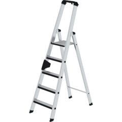 Односторонняя стремянка с ergo-pad®, ступенями «relax step»® и роликами