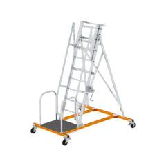 Лестница для обслуживания транспорта