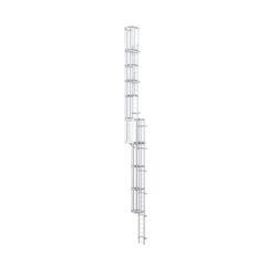 DIN 18799-1: Стационарные вертикальные лестницы на зданиях